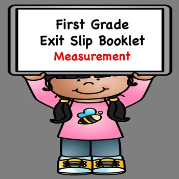 Math Exit Slips (Measurement)