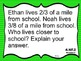 Math Exit Slips PowerPoint 4th Grade Common Core Number &