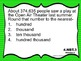 Math Exit Slips PowerPoint 4th Grade Common Core Number & Operations in Base Ten