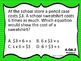 Math Exit Slips PowerPoint 4th Grade Common Core Operations & Algebraic Thinking