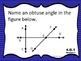 Math Exit Slips PowerPoint 4th Grade Geometry
