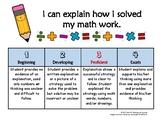 Math Explanation Rubrics