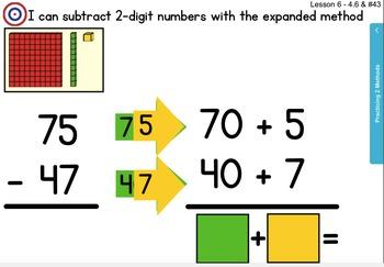 Math Expression Grade 2/Unit 4 Smart Notebook - RTI Lessons 1-22