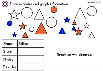 Math Expression Grade 2/Unit 5 Smart Notebook - RTI Lessons 1-9