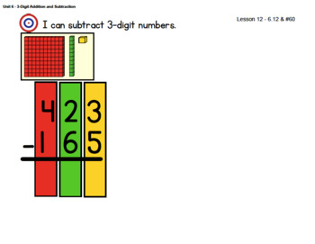 Math Expression Grade 2/Unit 6 Smart Notebook - RTI Lessons 1-14