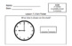 Math Expressions 1st Grade Unit 8 Exit Tickets