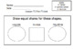Math Expressions 2nd Grade Unit 7 Exit Tickets