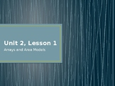 Math Expressions 4th grade - Unit 2 Lessons 1 - 10 (Powerpoints)