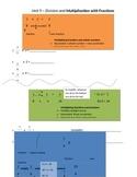 Math Expressions 5th Grade Vocabulary Companion Unit 9
