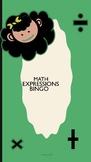 Math Expressions BINGO