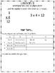 Math Expressions, CC, 4th Grade, INB and Math Journal, Unit 2, 2013