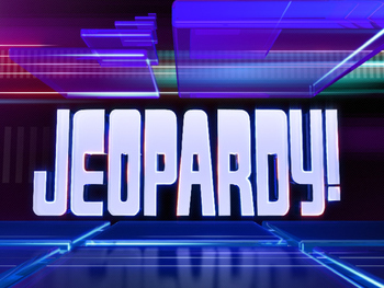 Math Expressions - Common Core Unit 6 Jeopardy review game - 2nd grade