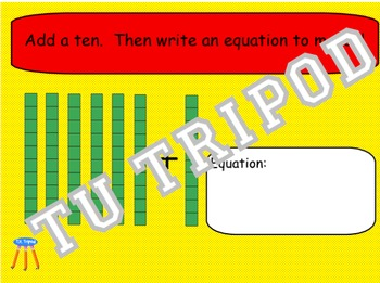 Math Expressions First Grade Unit 4 Lesson 4.1