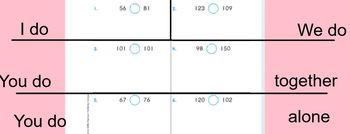 Math Expressions Grade 2 Unit 2 Part 1