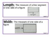 Math Expressions Grade 3 Unit 2 Vocabulary