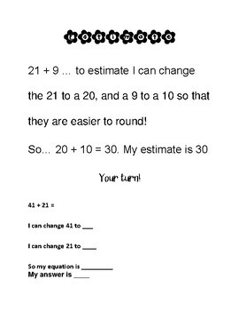 Math Expressions - Grade 4 - Unit 2 - Differentiated Materials (lower)