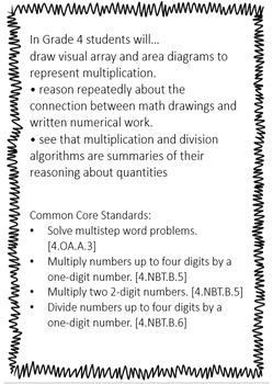 Math Expressions Grade 4 Unit 2 Multiplication Methods