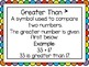 Math Expressions Grade 4 Vocabulary Posters Unit 1