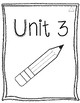 Math Expressions Journal Writing Prompts On Level  Unit 3