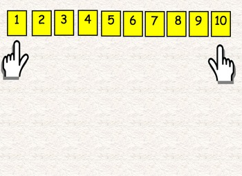 Math Expressions Manipulatives