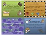 Math Expressions Supplemental Activities Bundle (Grade 1,