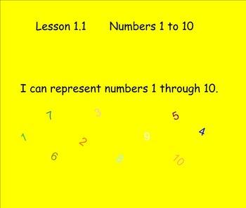 Math Expressions Unit 1
