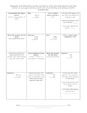 Math Expressions Unit 1 Review Game