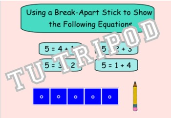 Math Expressions Unit 1First Grade Lesson 1.3