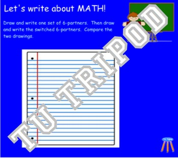 Math Expressions Unit 1First Grade Lesson 1.6