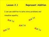 Math Expressions Unit 2