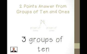 Math Expressions Common Core Unit 4 Jeopardy for 1st Grade