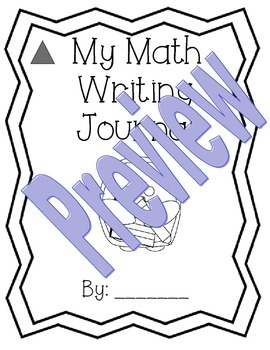 Math Expressions Unit 7 Writing Journals