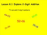 Math Expressions Unit 8