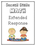 Math Extended Response with Different Various Problem Types
