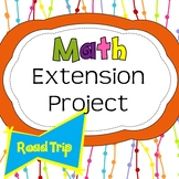 Math Extension Project - Road Trip
