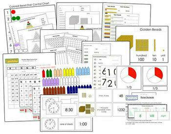 Math Extensions Bundle