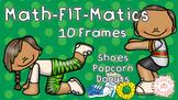 Math-FIT-Matics - 10 Frames - English & French