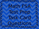 Math FSA task card review