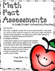 Math Fact Assessments to Guide Student Automaticity Practi