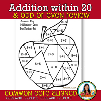 Math Fact Basics  Review of Odd and Even