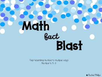 Math Fact Blast