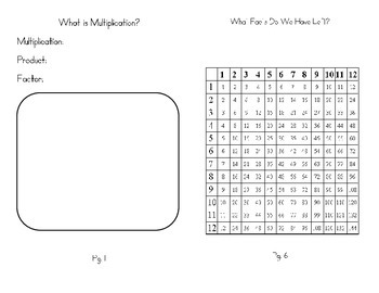 Math Fact Book