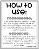Math Fact Cards- Subtraction 0-10
