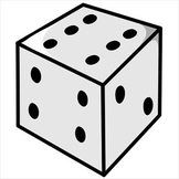 Math Fact Dice Roll
