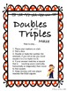 FREE Distance Learning Multiplication Math Facts Maze: Doubles and Triples