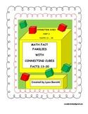 Math Fact Families - PART 2 - Using Connecting Cubes (Fact