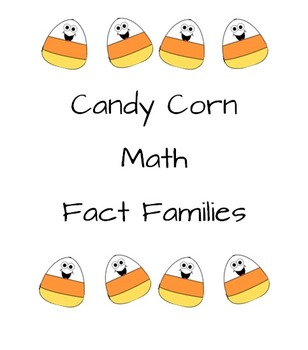 Math Fact Families x and /