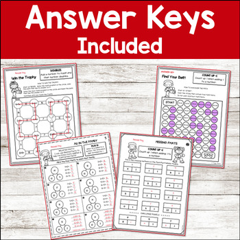 Math Fact Fluency ADDITION Printables - Karate Theme