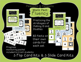 Math Fact Fluency Activity Bundle