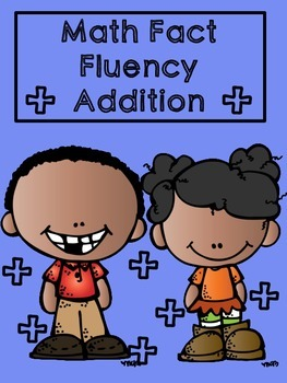 Math Fact Fluency - Addition